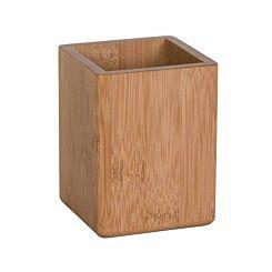 Osco Bamboo Pen Pot