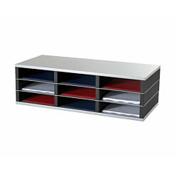 Fast Paper Document Sorter Unit 9 Compartment