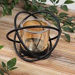 Swirl Tealight Holder