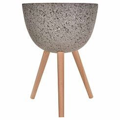 Interiors by PH Large Speckled Planter