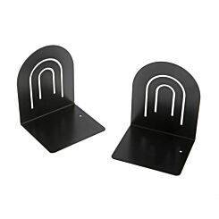 Ryman Book Ends Metal Pack of 2