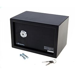 Cathedral Key Locking Safe 9 Litre