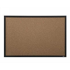 Bi-Office Techcork Notice Board 900x600mm MDF