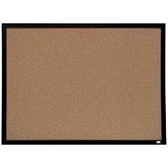 Nobo Cork Notice Board with Slim Frame 585 x 430mm