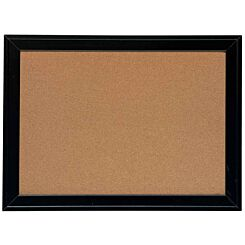 Nobo Cork Notice Board with Broad Frame 585 x 430mm