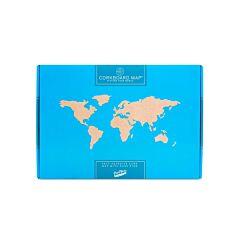 Corkboard Map Memo Board