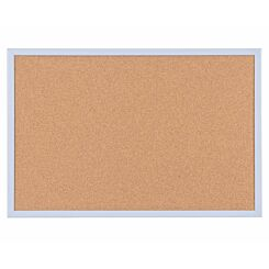 Cork Board Pastel Frame 600x400mm
