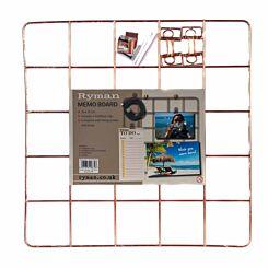 Ryman Memo Board with Clips 350x350mm