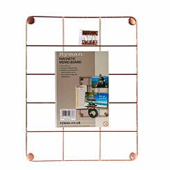 Ryman Memo Board with Clips 217x281mm