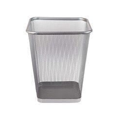 Wiremesh Square Waste Bin Regular