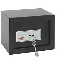 Phoenix Compact Home Office SS0721K Security Safe with Key Lock