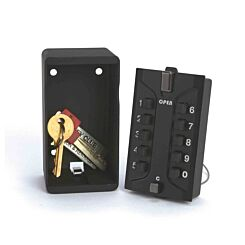 Phoenix Key Store KS0002C Key Safe with Combination Lock & Weatherproof Cover Size 2