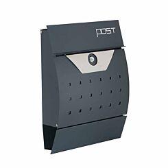 Phoenix Estilo MB0122KA Front Loading Letter Box with Key Lock