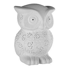 Interiors by PH Ceramic Owl Night Light