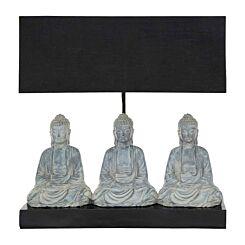 Interiors by PH Boho Buddha Lamp