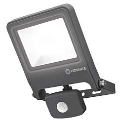 Ledvance 30W Floodlight with Sensor 4000K Cool White