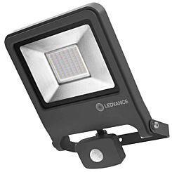 Ledvance 50W Floodlight with Sensor 4000K Cool White