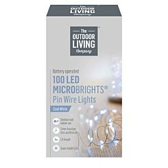 The Outdoor Living Company 100 LED Pinwire Lights