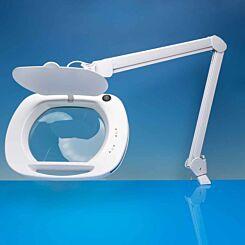Lightcraft LED Wide Lens Magnifier Lamp