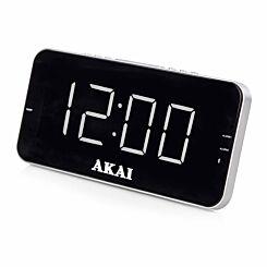 AKAI AM/FM Alarm Clock Radio