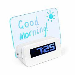 Memo Alarm Clock