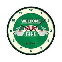 Friends Central Perk 10'' Wall Clock