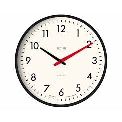 Acctim Riley Retro Wall Clock