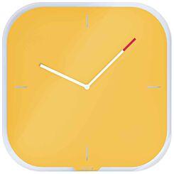 Leitz Cosy Silent Glass Wall Clock