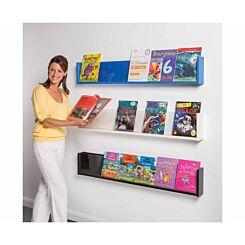 Metroplan Shelf Style Wall Mounted Dispenser Black