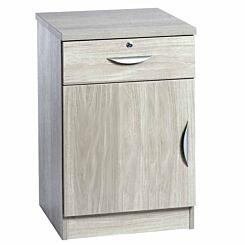 R White Cupboard Drawer Unit B-CDU H728xW479xD540mm Grey Nebraska