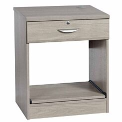 R White Printer Desk Unit Grey Nebraska
