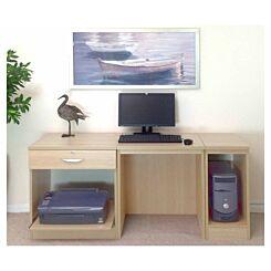 R White Home Office Furniture Desk