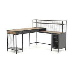 Teknik Office Boulevard L Shaped Desk