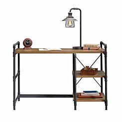 Teknik Office Iron Foundry Desk