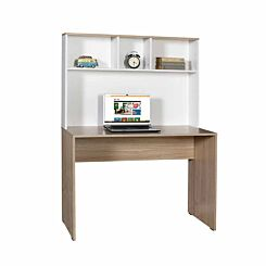 Base Home Office Desk with Shelf Unit