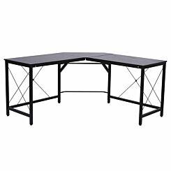 Caledonia L-Shape Corner Desk 150cm