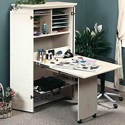 Teknik Office Hideaway Craft Station and Desk