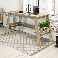 Teknik Office Baylor Trestle Desk