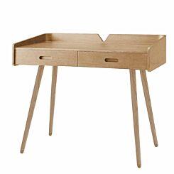 Jual Vienna Wooden 2 Drawer Desk