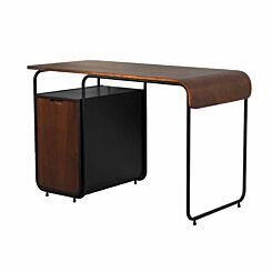 Jual Manhattan Tube Desk with Cabinet