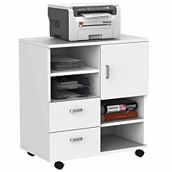 Fernsby Mobile Printer Unit with Drawers
