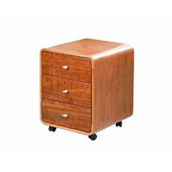 Jual Helsinki 3 Drawer Pedestal Walnut