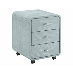 Jual Helsinki 3 Drawer Pedestal Grey