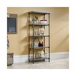 Teknik Office Canal Heights Bookcase with 4 Shelves