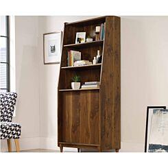 Teknik Hamsptead Park Wide Walnut Bookcase