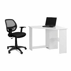 Super Value Desk and Chair Office Bundle