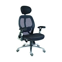 Teknik Office Cobham Luxury Mesh Back Executive Chair