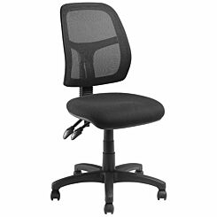 Pago Jet II Mesh Ergonomic Twin Lever Operator Chair Black