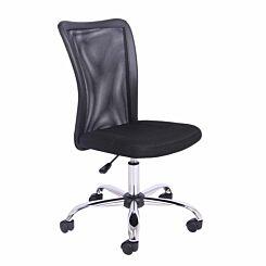 TC Office Cyan Mesh Back Desk Chair