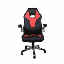 Alphason Le Mans Racing Style Gaming Chair Black and Red
